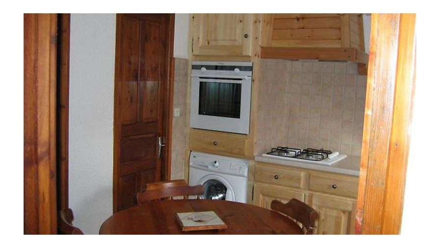 Appartement 3p lou balconnet queyras ceillac for Meuble queyras